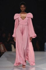 Pyer Moss New York Fashion Week Spring 2020 ©Imaxtree