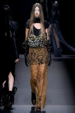 Vera Wang New York Fashion Week Spring 2020 ©Imaxtree
