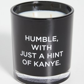 Damselfly Humble With Just A Hint Of Kanye Candle