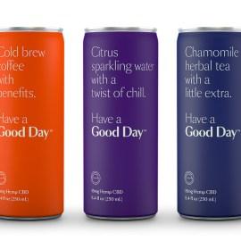 Good Day CBD Beverages