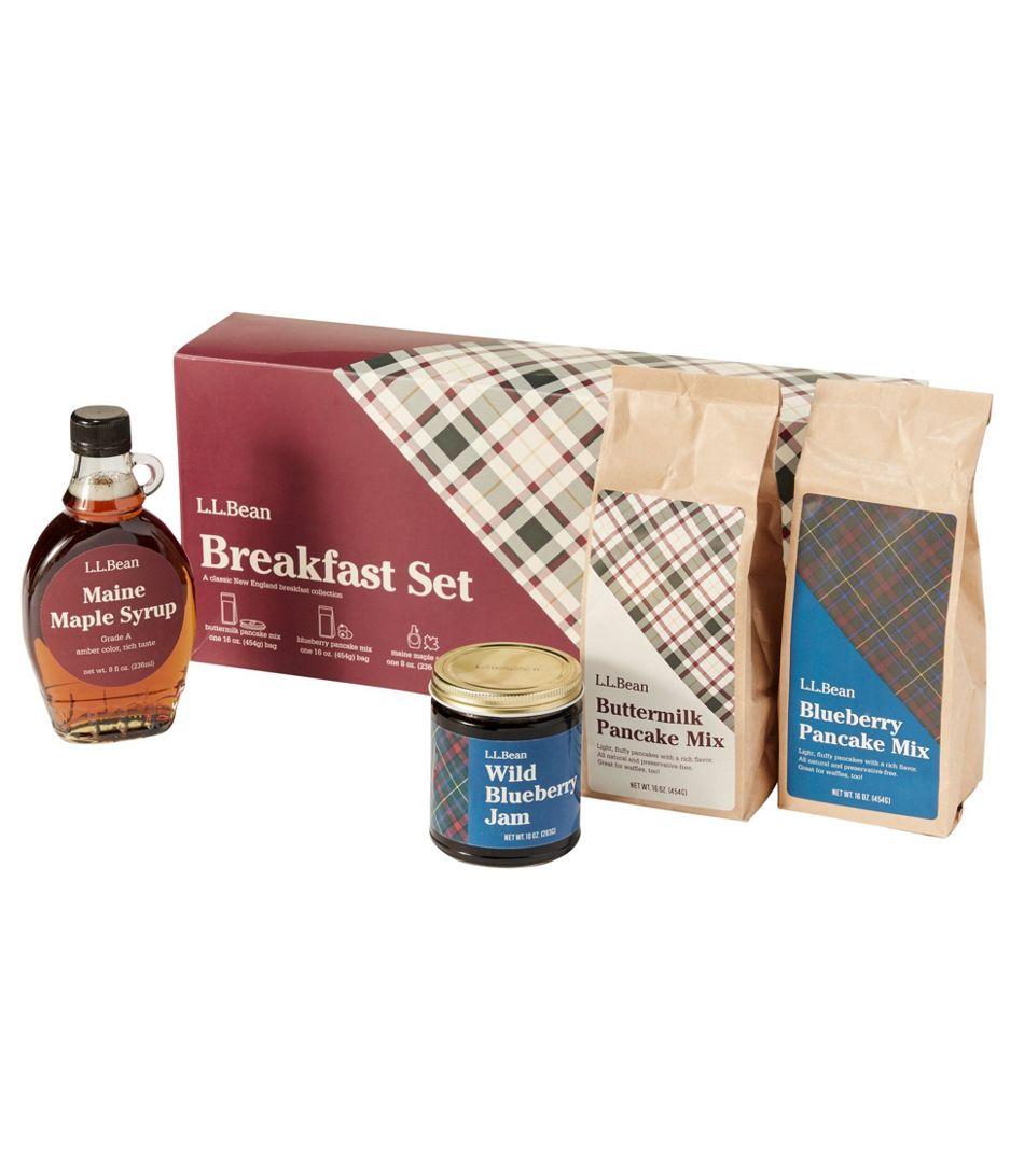 LL Bean Breakfast Set