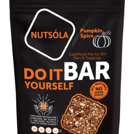 Nutsola Pumpkin Spice Superfood Mix