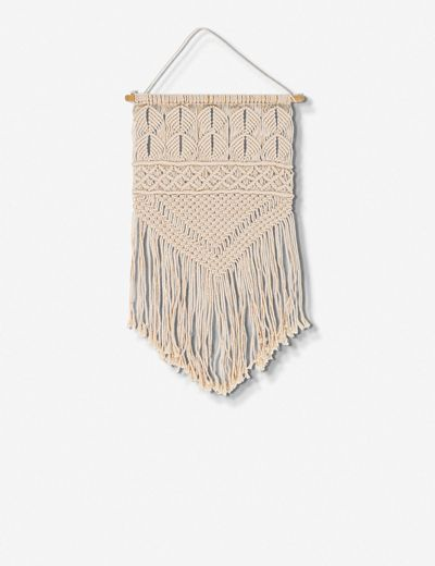 PIA WALL HANGING IVORY