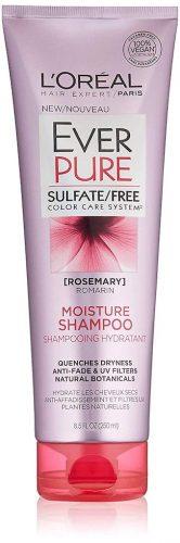 loreal sulfate free shampoo