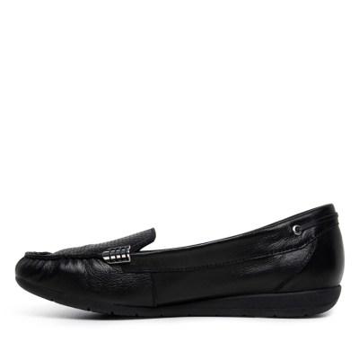 Supersoft France Black E Shoes