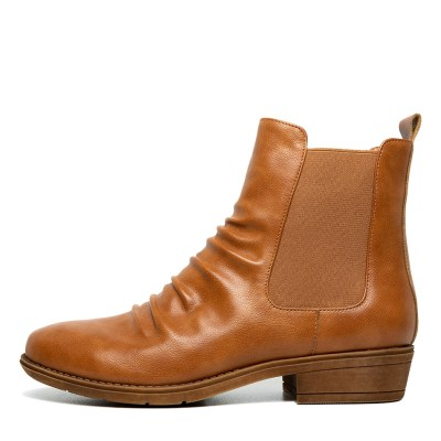 I Love Billy Rufuser Rich Tan Boots