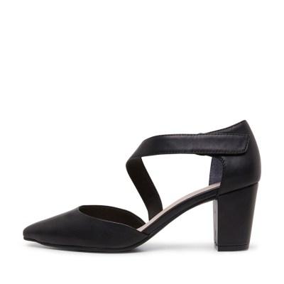 Supersoft Nino Su Black Shoes