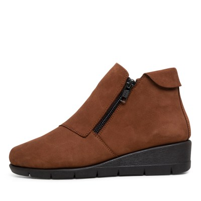 Supersoft Moscato Su Dark Tan Boots