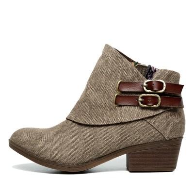 Blowfish Sistee Bw Brown Boots