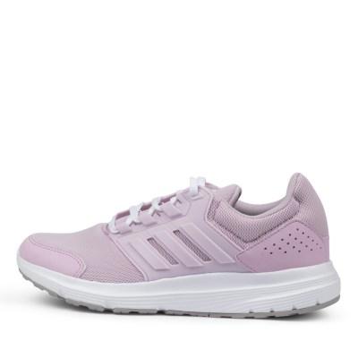 Adidas Galaxy 4 Pink Grey Sneakers