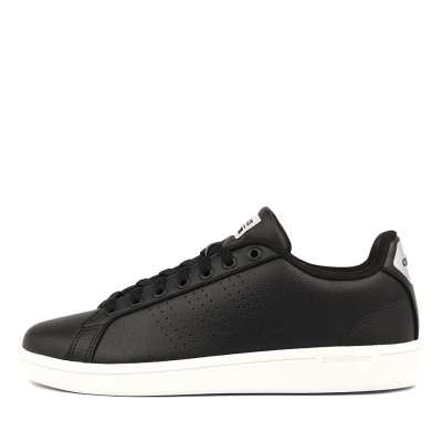 Adidas Neo Cf Advantage Cl Black Black Sil Sneakers