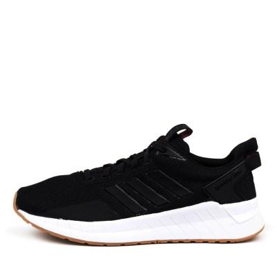 Adidas Neo Questar Ride Black Black Sneakers