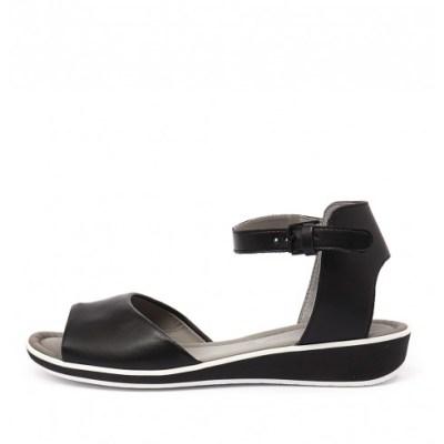 Ara Lucca 03 Schwarz Sandals