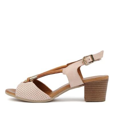 Beltrami Cecilie Blush Sandals
