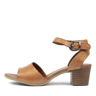 Beltrami Charlise Tan Sandals