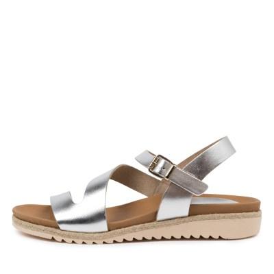Beltrami Zoella Be Silver Sandals