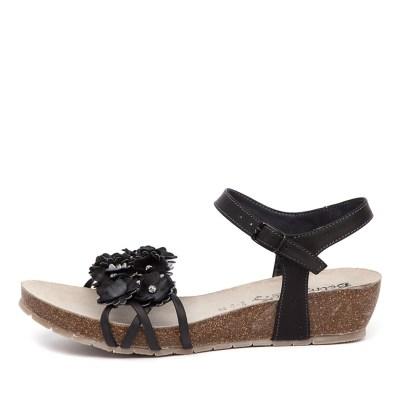Beltrami 73267 Nero Sandals