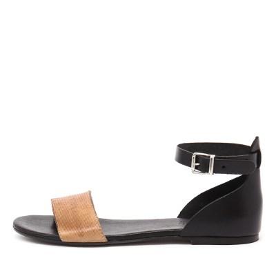 Beltrami Geneva Be Nero Sandals
