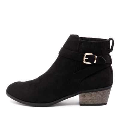 Billini Hesta Black Boots