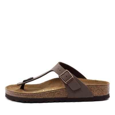 Birkenstock Gizeh Mocca Sandals