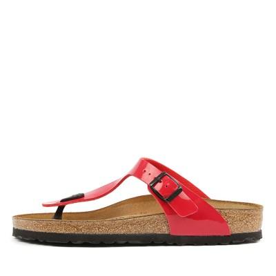 Birkenstock Gizeh Patent Tango Re Sandals