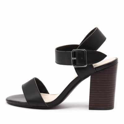 Bonbons Nibby Black Sandals