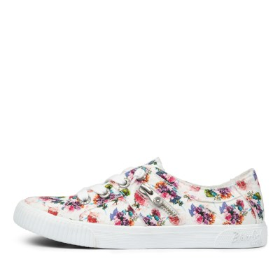 Blowfish Fruit Off White Starbella Print Sneakers Womens Shoes Comfort Casual Sneakers