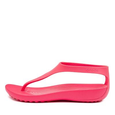 Crocs Serena Flip W Poppy Sandals