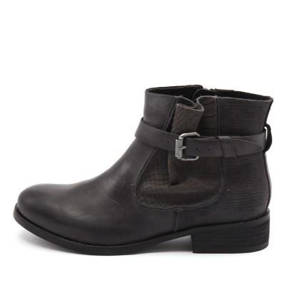 Colorado Escape Charcoal Boots