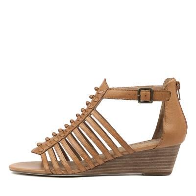Diana Ferrari Jobey Tan Sandals