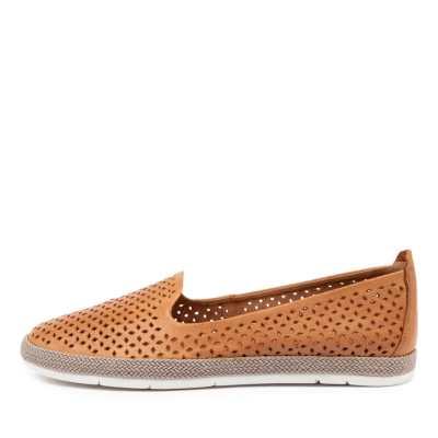 Diana Ferrari Cora Df Tan Shoes