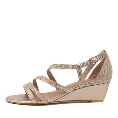 Diana Ferrari Dianca Df Platinum Sandals