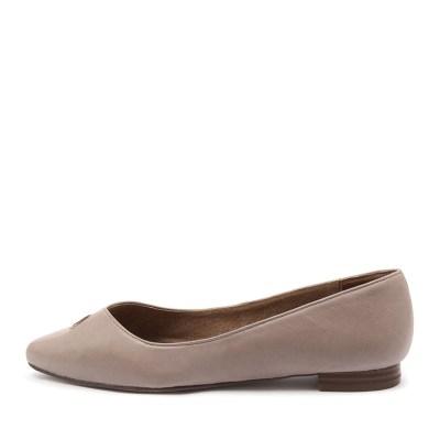 Diana Ferrari Cersai Taupe Shoes