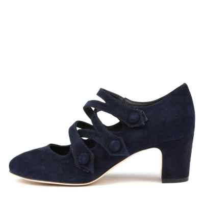 Django & Juliette Emelda Navy Navy Shoes