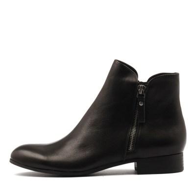 Django & Juliette Fabian Black Boots