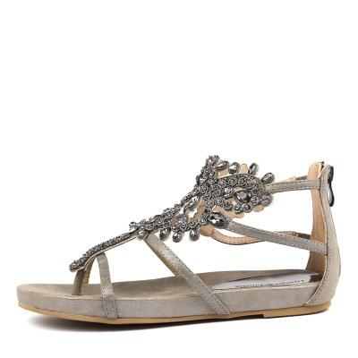 Django & Juliette 315 Pewter Sandals