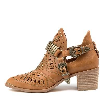 Django & Juliette Hasper Tan Boots