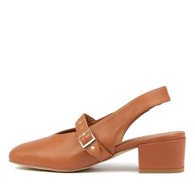 Django & Juliette Emmies Tan Shoes