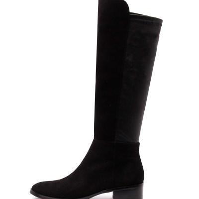 Django & Juliette Tetley Black Boots