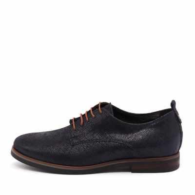 Django & Juliette 54 A 008 Navy Shoes