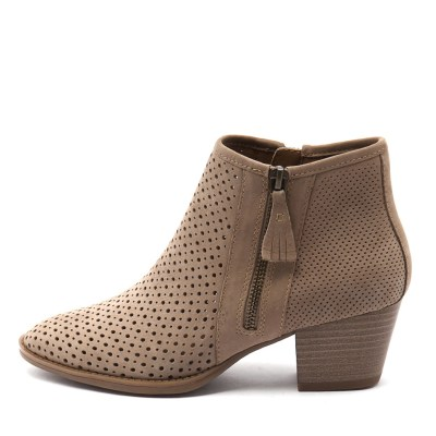 Earth Pineberry Stone Boots