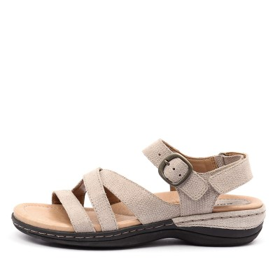 Earth Aster Ea Taupe Sandals