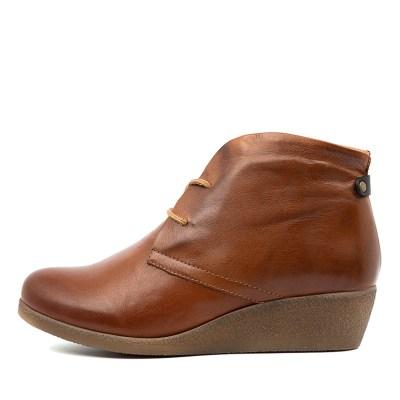 Effegie Ensai W Brandy Boots