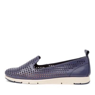 Effegie Ariaperf W Ef Navy Shoes