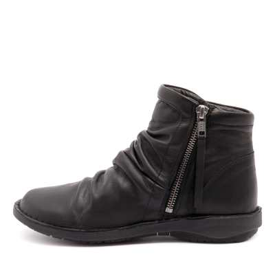 Effegie Sukail W Black Boots