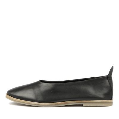 Eos Jo W Black Shoes