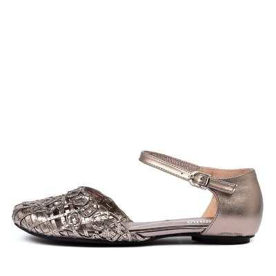 Gamins Esme Pewter Shoes