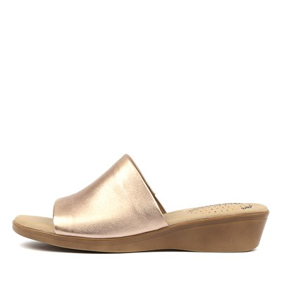 Hush Puppies Coco Hp Rose Gold Sandals