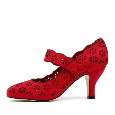 I Love Billy May Red Shoes