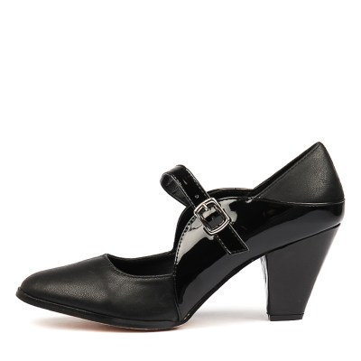 I Love Billy Craving Black Shoes